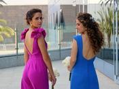 Wedding look: bridesmaids