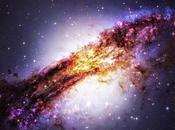 Centaurus radiogalaxia cercana Tierra