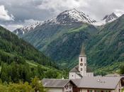 Pueblo Kippel valle Lötschental (cantón Valais,...