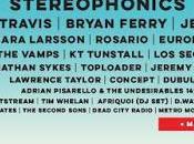 Gibraltar Music Festival 2016: Travis, Europe, Zara Larsson, Lawrence Taylor, Jeremy Loops, Enkalomaos...