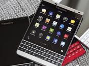 Blackberry prepara tres Android: Neon, Argon Mercury