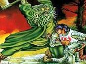 Gawain caballero verde