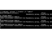 Preparación Active Directory para Exchange 2016