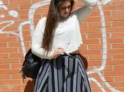 OOTD tambien atrevo rayas!! Just Don't Care Curvy Blogger