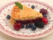 Giardiniera dolce torta frutas
