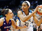 Phoenix Mercury Dallas Wings Vivo WNBA Martes Julio 2016