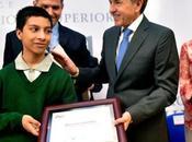 Niño potosino gana medalla plata olimpiadas matemáticas