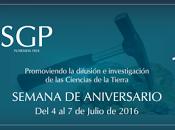 Actividades Semana Aniversario Sociedad Geológica Perú