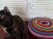 Mini puff crochet