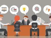 Colaboración corporativa marketing contenidos