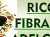 Alimentos ricos fibra para adelgazar