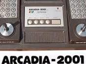 "Arcadia 2001: chica entre 8-bit"""
