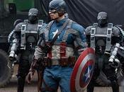 Primera imagen Capitán América traje Guerra Mundial