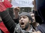 Túnez: revolución países vecinos