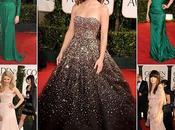 edicion Globos Oro: Mejor Peor vestidas.