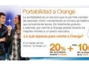 Orange lidera portabilidad movil