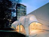 Pabellón espiral para Campus Design Engineering Studio
