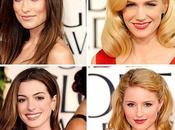 Inspírate Globos 2011: Peinados Maquillaje