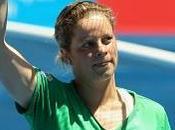 Australian Open: Clijsters ganó avanzó tercera ronda