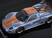 Porsche RSR: propulsión híbrida