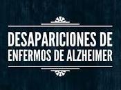 Desaparición enfermo alzheimer