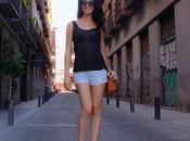 LOOK Shorts Sandals