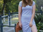 Vestido largo rayas para verano