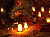 Noche velas titaguas 2016. turismo sostenible