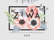 Bodas Cucas entre blogs ganadores ZIWA 2016