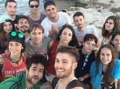 Crónica taller Vídeo-Creación alumnos Grado Cinematografía Cabo Gata