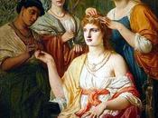 Cuidado personal mujer romana