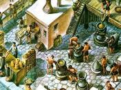 Panaderos antigua Roma.(Pistorum)