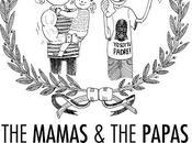MAMAS PAPAS: Muestra historietas Espacio Moebius