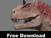 Carnotaurus Resurrection Model [MEGA] Descarga Full Free Download