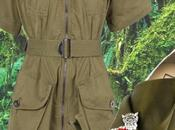 Todo verde militar