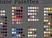 Paletas Colores para Photoshop otros programas Adobe