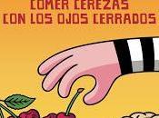 Encuentro Pere Estupinyà sobre Comer cerezas ojos cerrados.