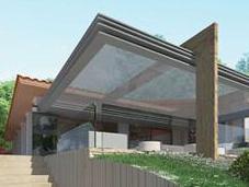 Proyecto diseño exterior vivienda unifamiliar