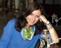 Diana Al-Azem cuenta última historia amor Siria obra, 'Cardamomo'