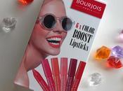 Color Boost Lipstick Bourjois: Labiales Perfectos Para Verano