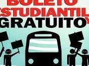 Boleto estudiantil gratuito. Buenos Aires
