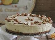 Cheesecake plátano avellanas (sin horno)