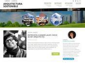 Nuevo descubrimiento: Arquitectura Sostenible #Arquibloggers @isabelffgg