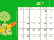 Calendario Inglés 2016-2017