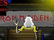 """Tales Iron Maiden """"Blood brothers"""", nuevo vídeo animación"""
