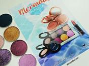 COLECCION MERMAID NABLA (Review Swatches)