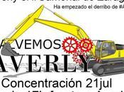 #Averly #Gamonal Zgz. CONCENTRACIÓN 21jul desde frente Averly