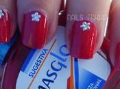 Nail Flower Stars