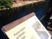 Piscina natural Riomalo Abajo, puerta abierta Hurdes