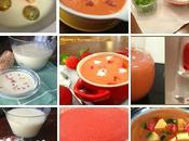 Gazpachos sopas frías